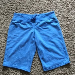 Champion blue shorts